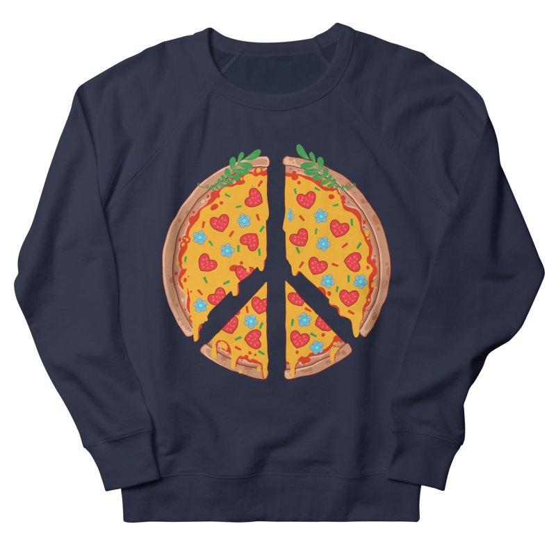 Peazza, Love and Joy Women's Sweatshirt by godzillarge's Artist Shop