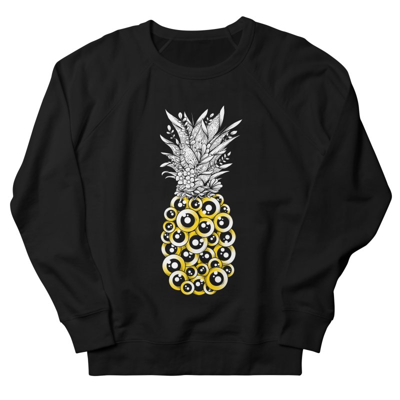Tropical Illusion Women's Sweatshirt by godzillarge's Artist Shop