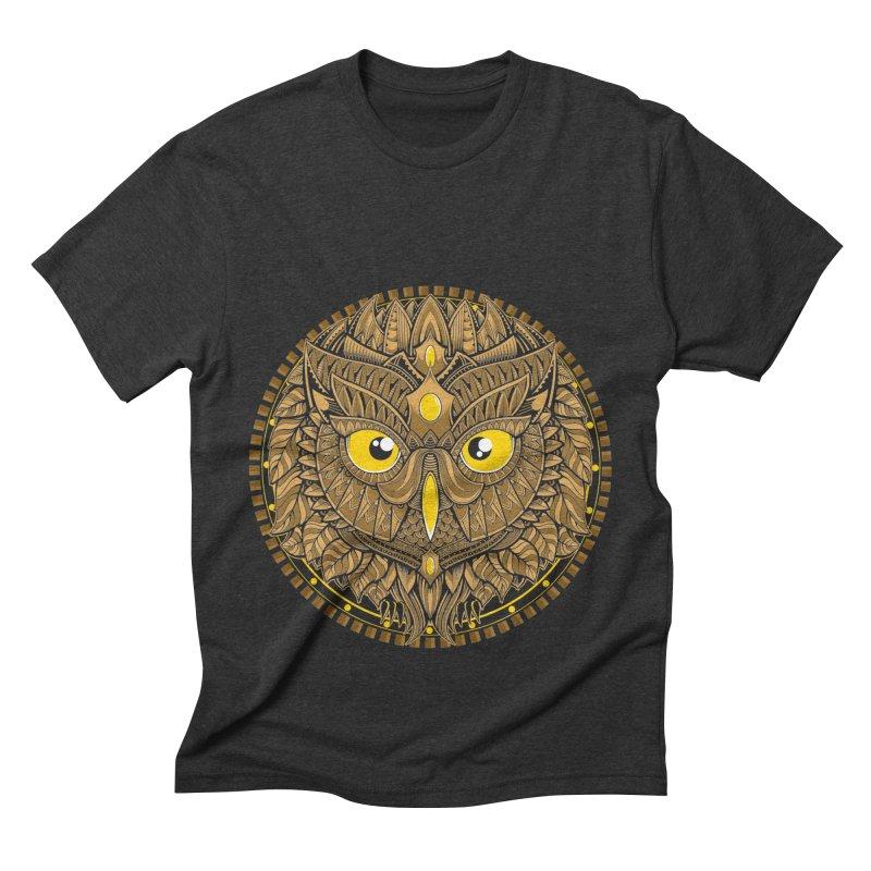 Autumn Men's Triblend T-Shirt by godzillarge's Artist Shop