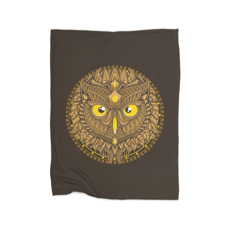 Autumn Home Blanket by godzillarge's Artist Shop