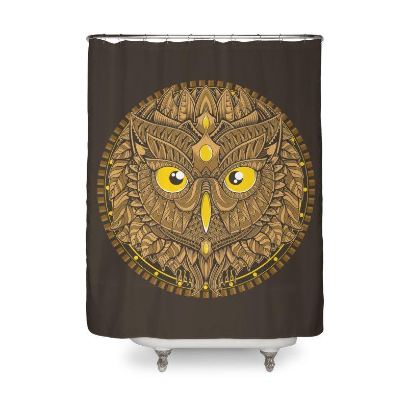 Autumn Home Shower Curtain by godzillarge's Artist Shop