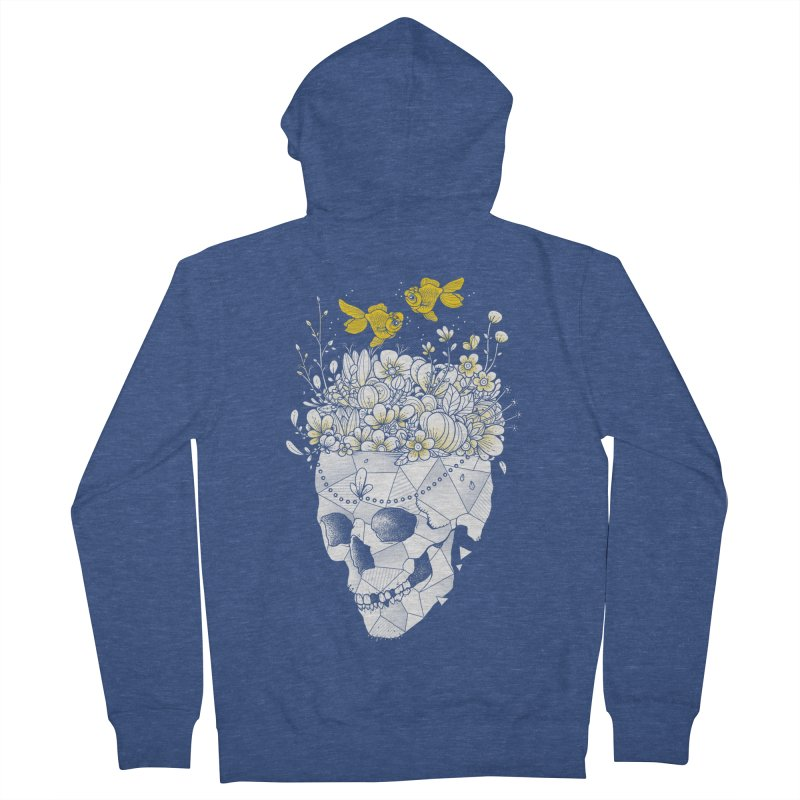 Get Lost With You Men's Zip-Up Hoody by godzillarge's Artist Shop