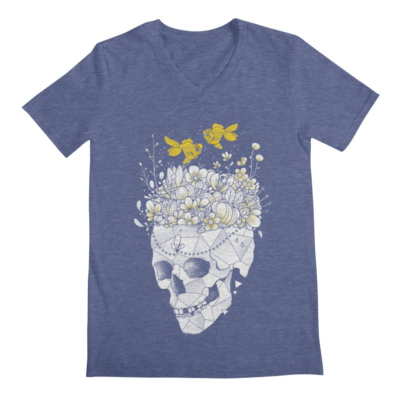 Get Lost With You Men's V-Neck by godzillarge's Artist Shop