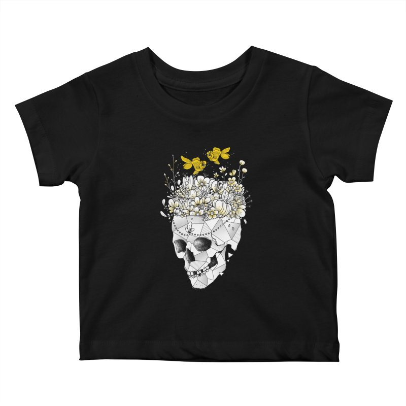 Get Lost With You Kids Baby T-Shirt by godzillarge's Artist Shop