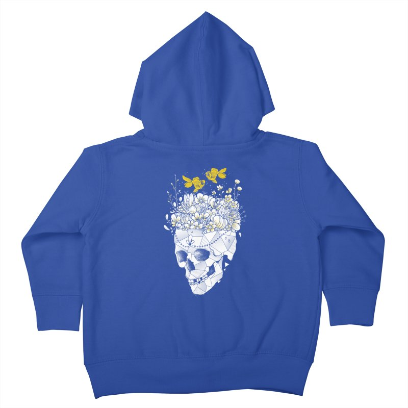 Get Lost With You Kids Toddler Zip-Up Hoody by godzillarge's Artist Shop