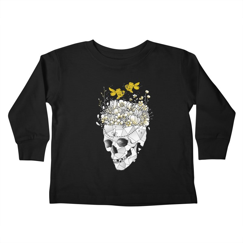 Get Lost With You Kids Toddler Longsleeve T-Shirt by godzillarge's Artist Shop