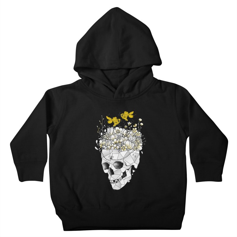 Get Lost With You Kids Toddler Pullover Hoody by godzillarge's Artist Shop