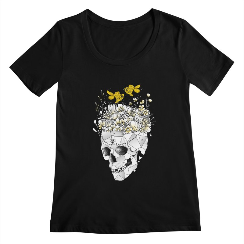 Get Lost With You Women's Scoopneck by godzillarge's Artist Shop