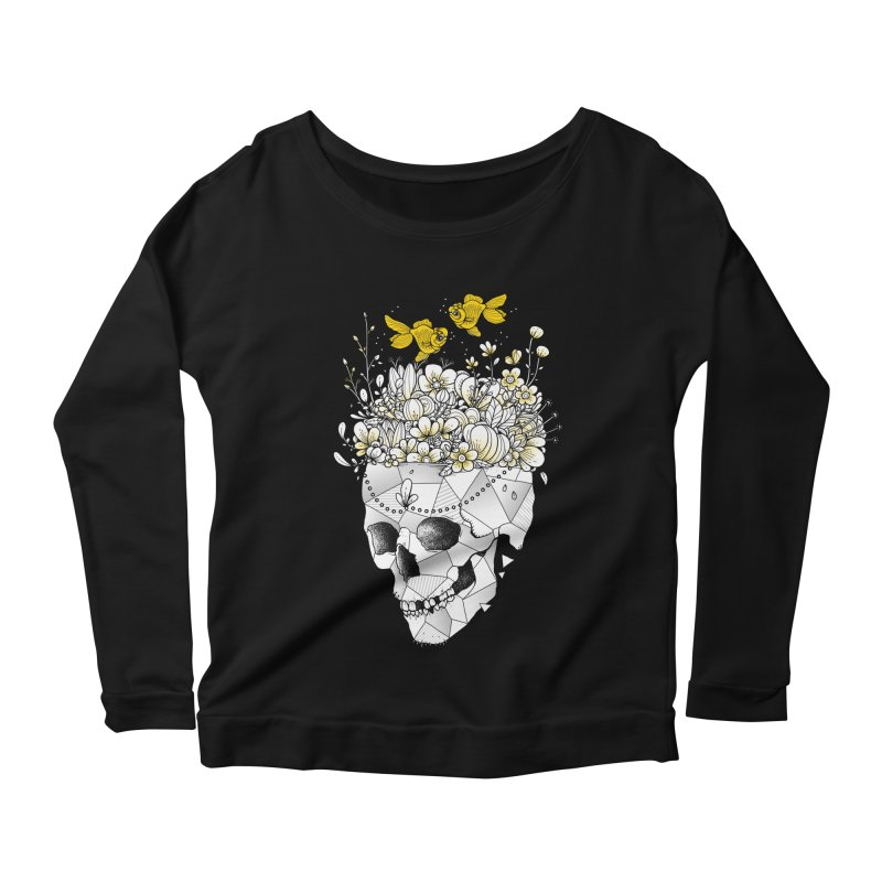 Get Lost With You Women's Longsleeve Scoopneck  by godzillarge's Artist Shop