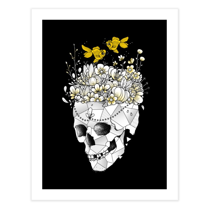 Get Lost With You Home Fine Art Print by godzillarge's Artist Shop