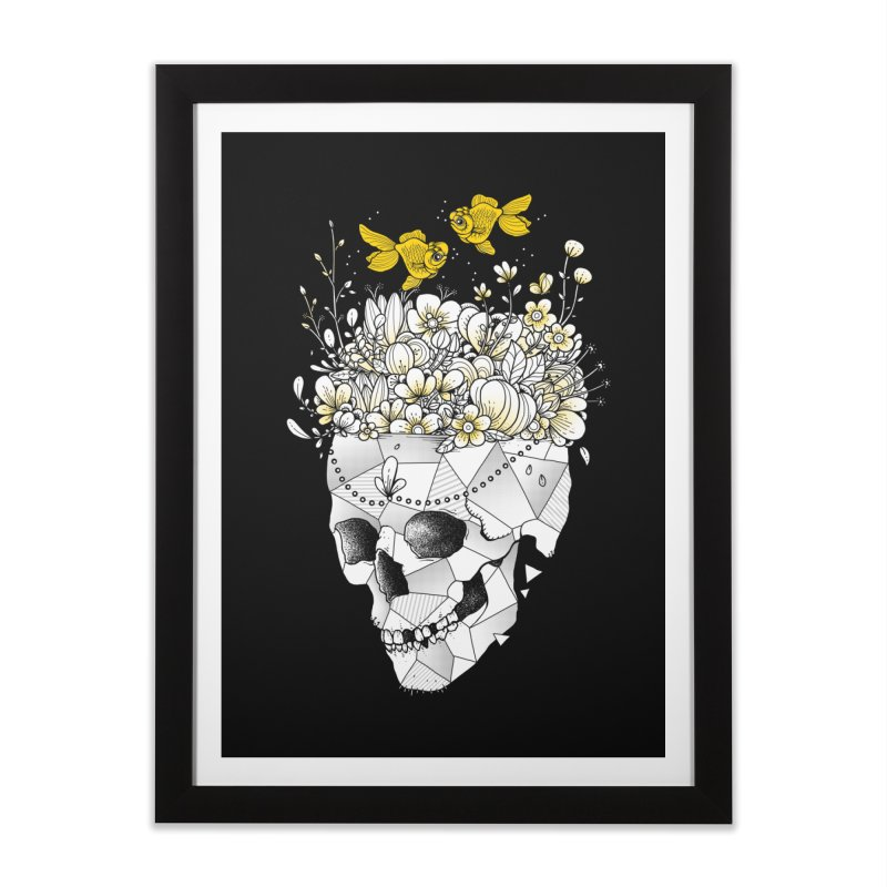 Get Lost With You Home Framed Fine Art Print by godzillarge's Artist Shop