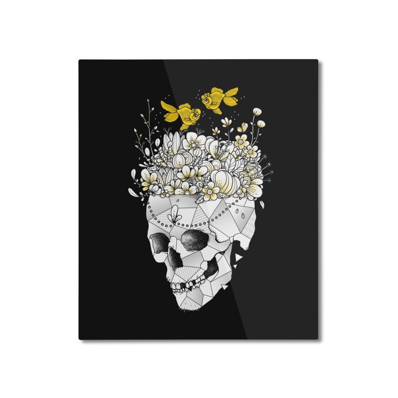Get Lost With You Home Mounted Aluminum Print by godzillarge's Artist Shop