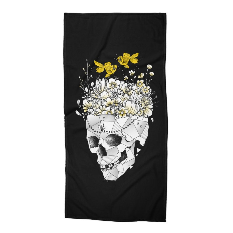 Get Lost With You Accessories Beach Towel by godzillarge's Artist Shop