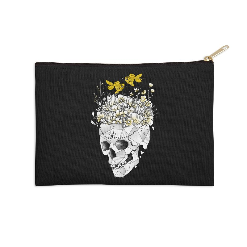 Get Lost With You Accessories Zip Pouch by godzillarge's Artist Shop
