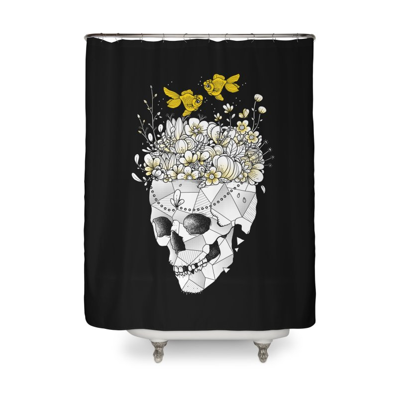 Get Lost With You Home Shower Curtain by godzillarge's Artist Shop