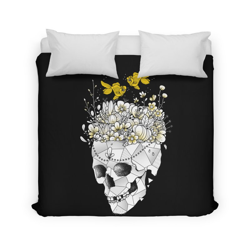 Get Lost With You Home Duvet by godzillarge's Artist Shop