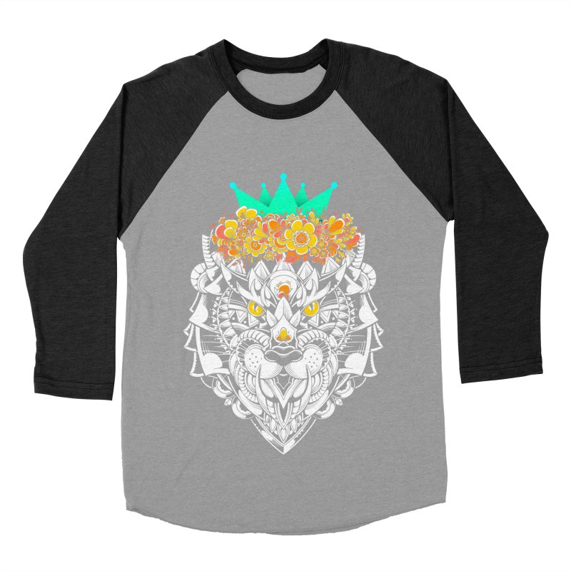 Victory Men's Baseball Triblend T-Shirt by godzillarge's Artist Shop