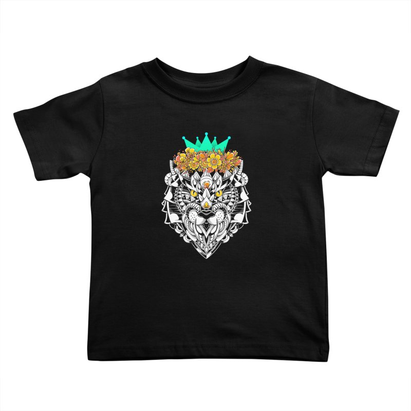 Victory Kids Toddler T-Shirt by godzillarge's Artist Shop