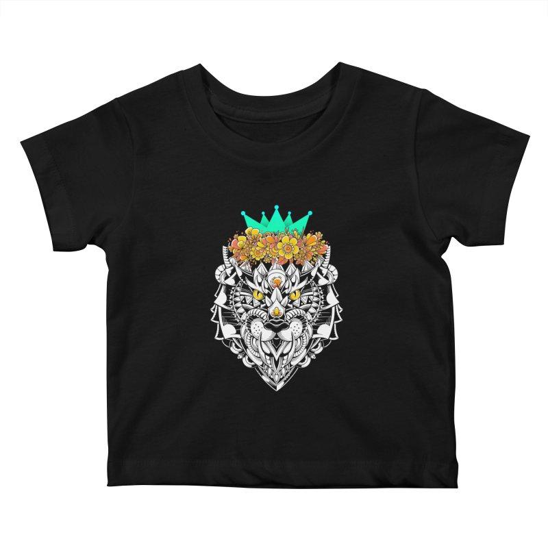 Victory Kids Baby T-Shirt by godzillarge's Artist Shop