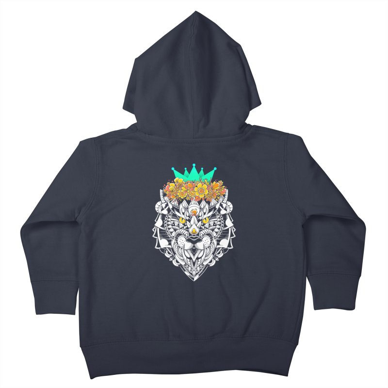 Victory Kids Toddler Zip-Up Hoody by godzillarge's Artist Shop