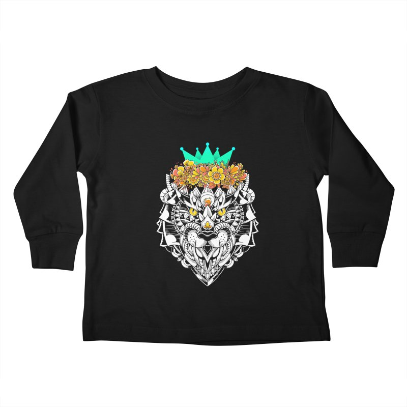 Victory Kids Toddler Longsleeve T-Shirt by godzillarge's Artist Shop