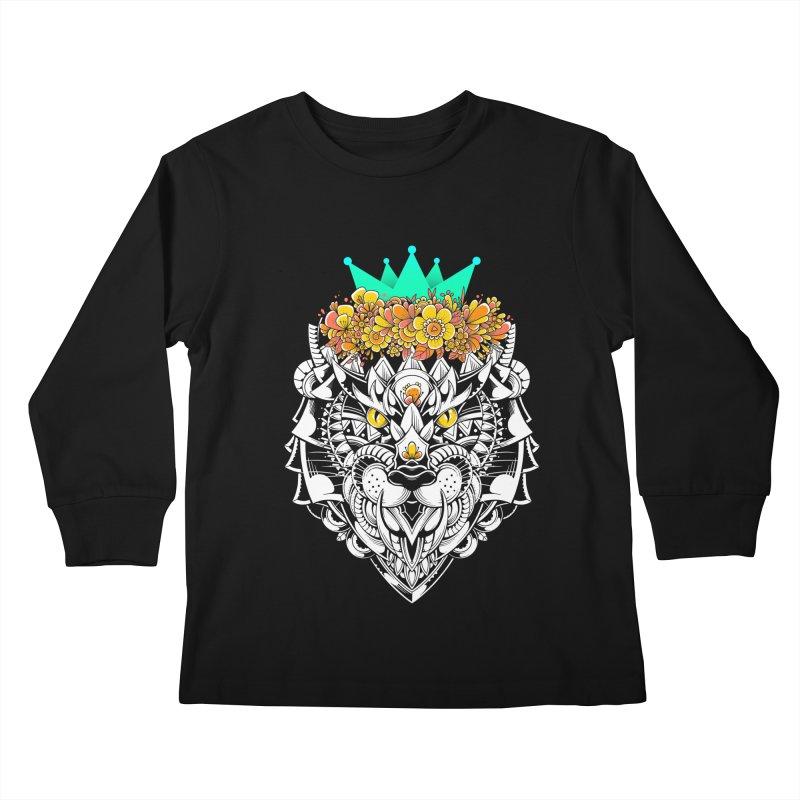 Victory Kids Longsleeve T-Shirt by godzillarge's Artist Shop