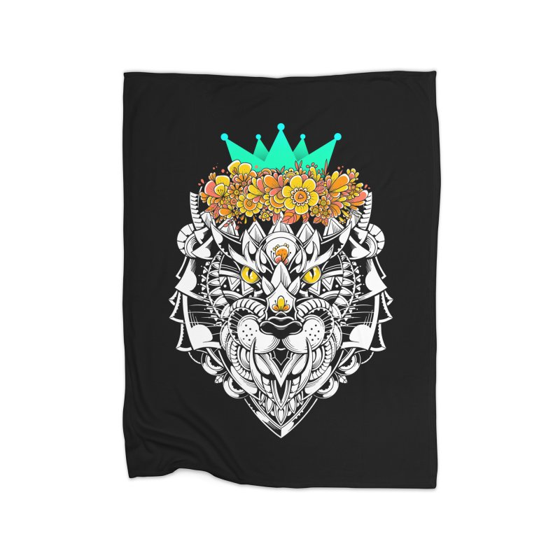 Victory Home Blanket by godzillarge's Artist Shop