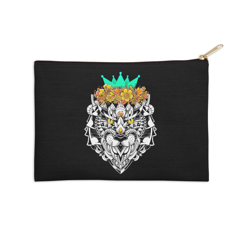 Victory Accessories Zip Pouch by godzillarge's Artist Shop