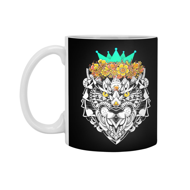 Victory Accessories Mug by godzillarge's Artist Shop