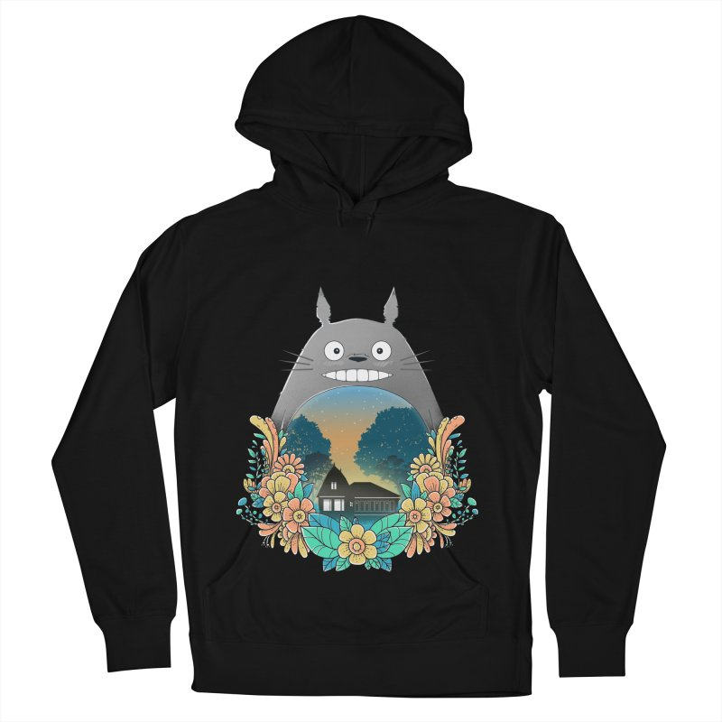 My Haunted House Women's Pullover Hoody by godzillarge's Artist Shop