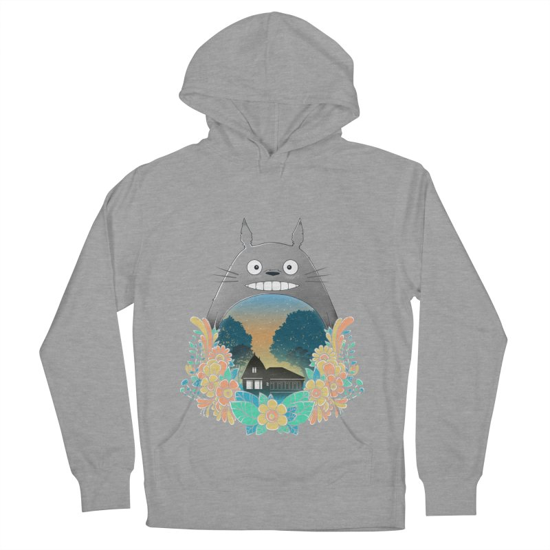 My Haunted House Men's Pullover Hoody by godzillarge's Artist Shop