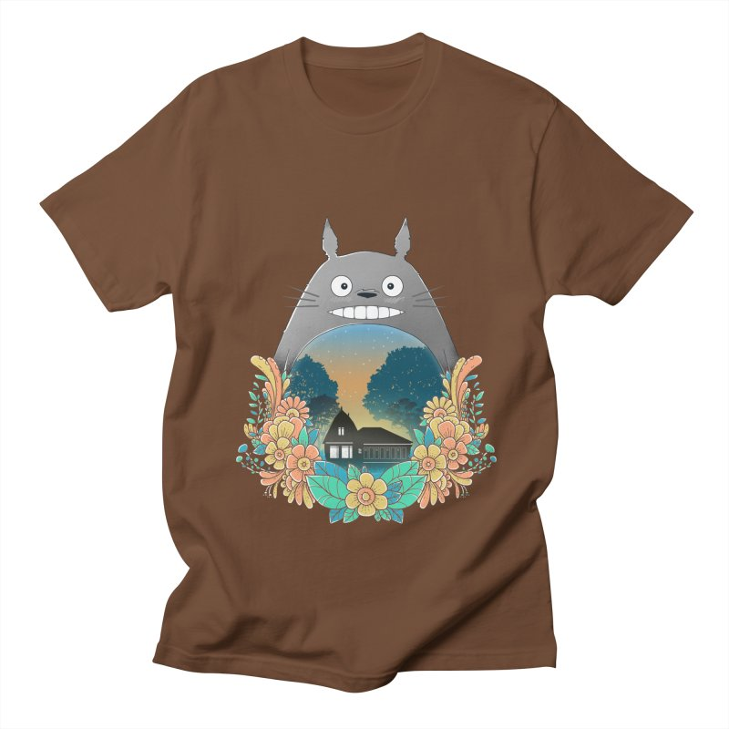 My Haunted House Women's Unisex T-Shirt by godzillarge's Artist Shop