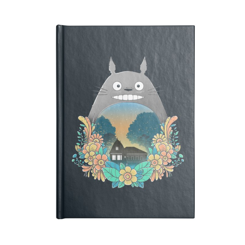 My Haunted House Accessories Notebook by godzillarge's Artist Shop