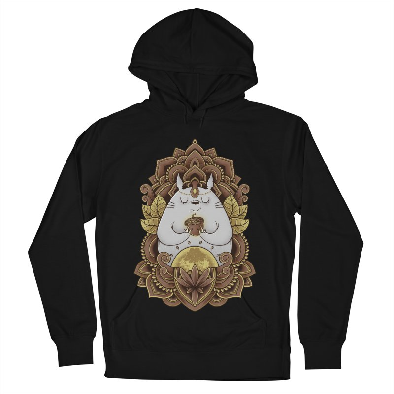 Spirit of the Forest Men's Pullover Hoody by godzillarge's Artist Shop