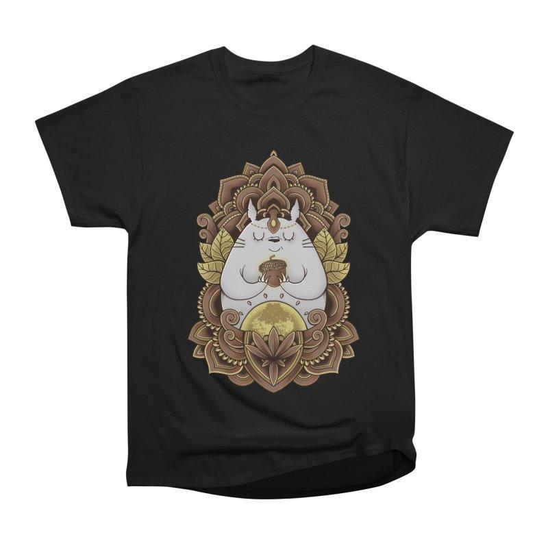 Spirit of the Forest Men's Heavyweight T-Shirt by godzillarge's Artist Shop