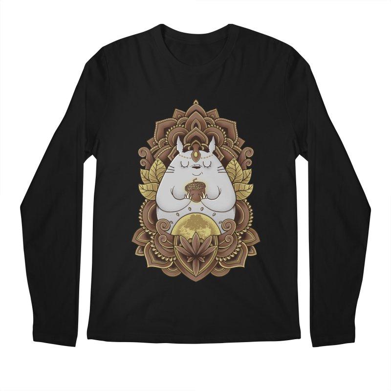 Spirit of the Forest Men's Longsleeve T-Shirt by godzillarge's Artist Shop