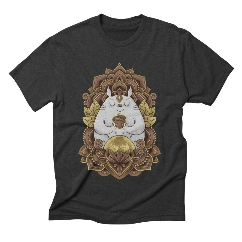 Spirit of the Forest Men's Triblend T-Shirt by godzillarge's Artist Shop