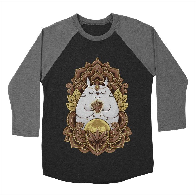 Spirit of the Forest Men's Baseball Triblend T-Shirt by godzillarge's Artist Shop