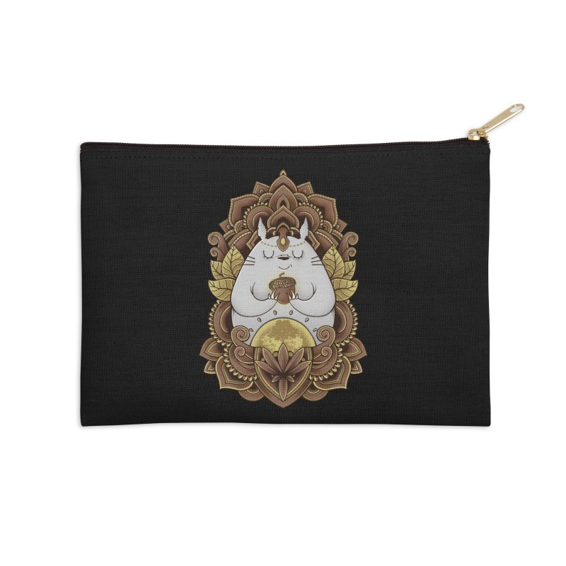 Spirit of the Forest Accessories Zip Pouch by godzillarge's Artist Shop