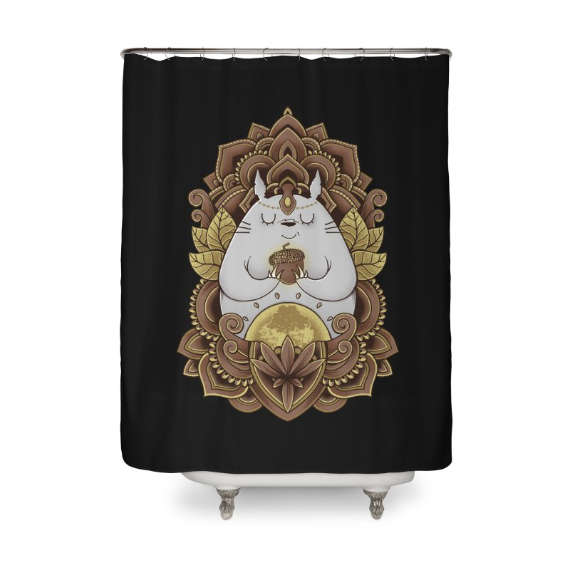 Spirit of the Forest Home Shower Curtain by godzillarge's Artist Shop