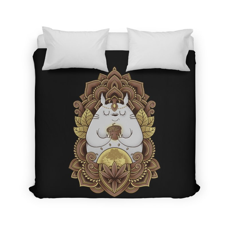 Spirit of the Forest Home Duvet by godzillarge's Artist Shop