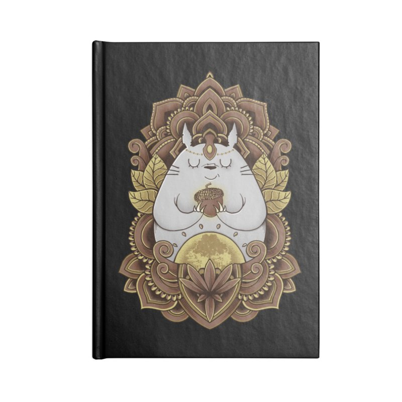 Spirit of the Forest Accessories Notebook by godzillarge's Artist Shop