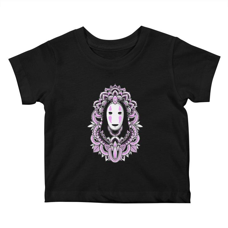 Faceless Spirit Kids Baby T-Shirt by godzillarge's Artist Shop