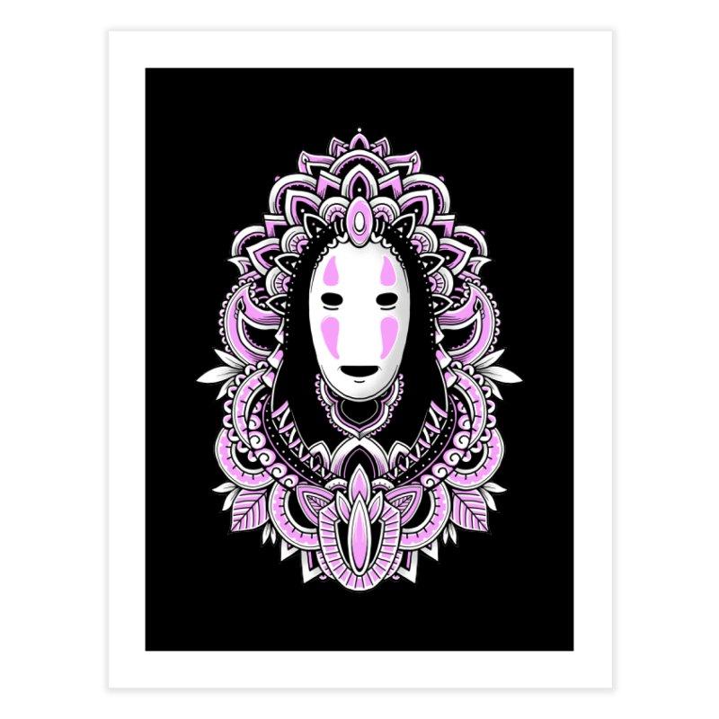 Faceless Spirit Home Fine Art Print by godzillarge's Artist Shop