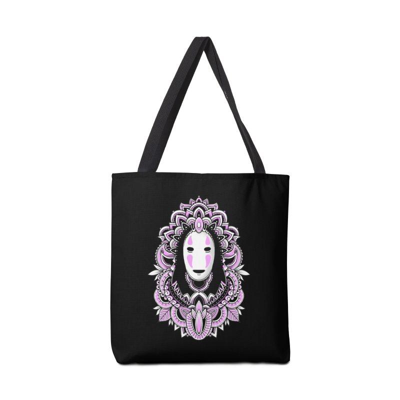Faceless Spirit Accessories Bag by godzillarge's Artist Shop