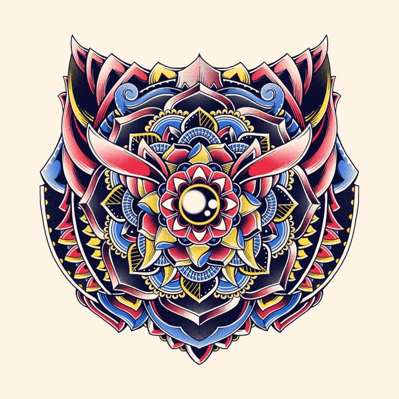 Cat Mandala by godzillarge's Artist Shop