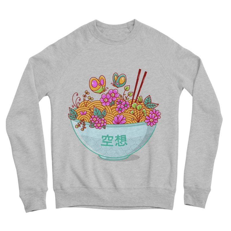 Ramen Fantasy Women's Sponge Fleece Sweatshirt by godzillarge's Artist Shop