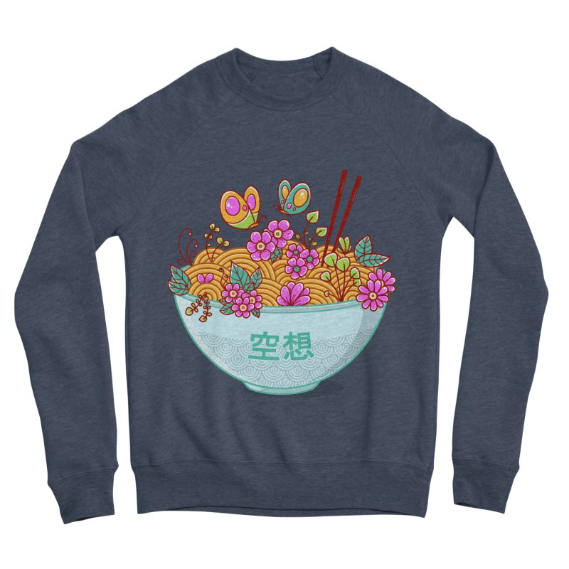 Ramen Fantasy Men's Sponge Fleece Sweatshirt by godzillarge's Artist Shop