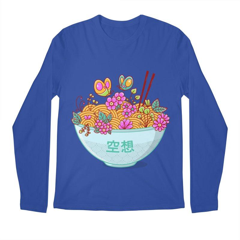 Ramen Fantasy Men's Regular Longsleeve T-Shirt by godzillarge's Artist Shop