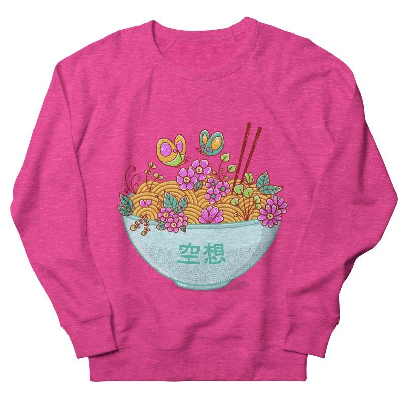 Ramen Fantasy Women's French Terry Sweatshirt by godzillarge's Artist Shop
